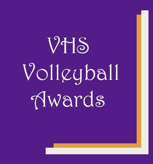 VHS Volleyball Awards